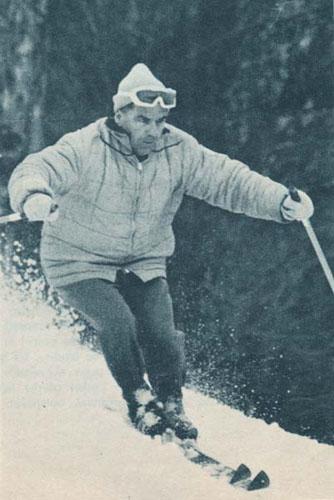 Jay Peak - Winter 1966-1967