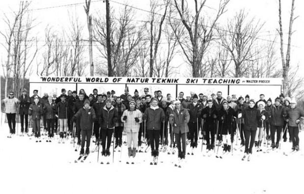 Jay Peak - Walter Foeger Natur Teknik Ski School 1965